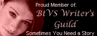 Proud Member of the BtVS Writers Guild